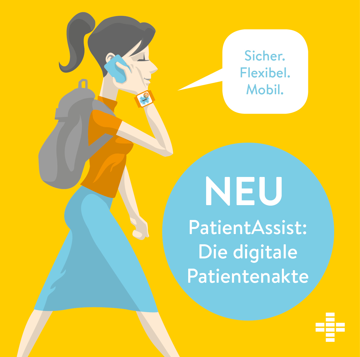 Neu PatientAssist: Die digitale Patientenakte